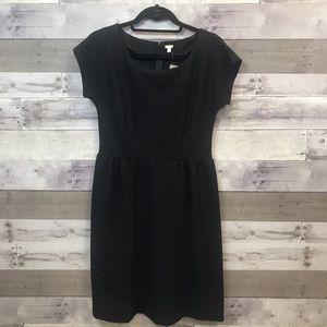 NWT JCREW BLACK DRESS SIZE 6